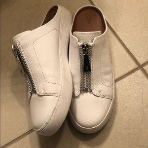 Frye Zip Up Sneakers